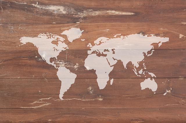 lesen zemljevid