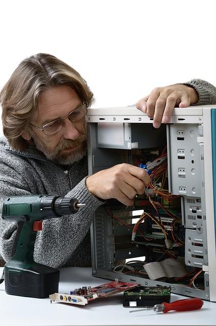 servis računalnika