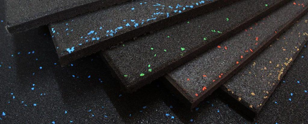 Gumijasta podlaga za tla